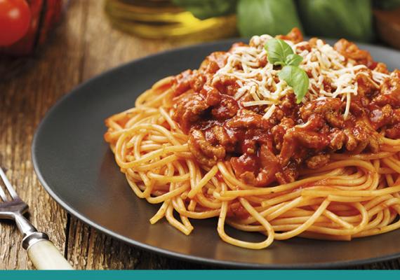 Spaghetti Boloñesa
