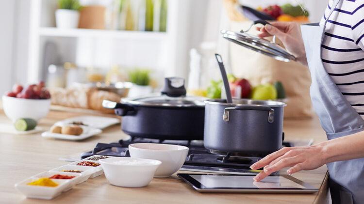 Cocinando con Blen