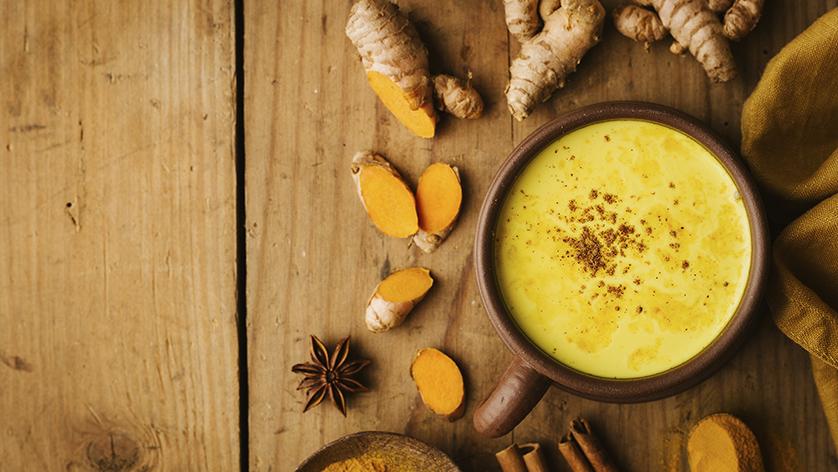 Deliciosas recetas Golden Milk Blen