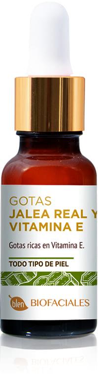 Gotas Jalea Real y Vitamina E