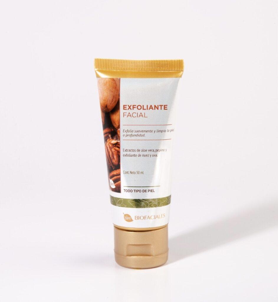 Exfoliante facial piel grasa